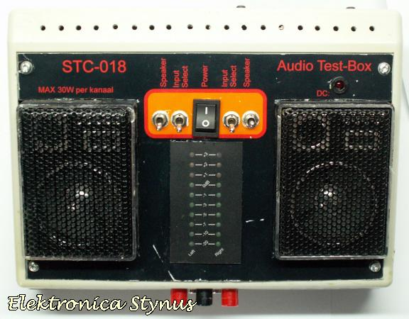 Audio Test-Box