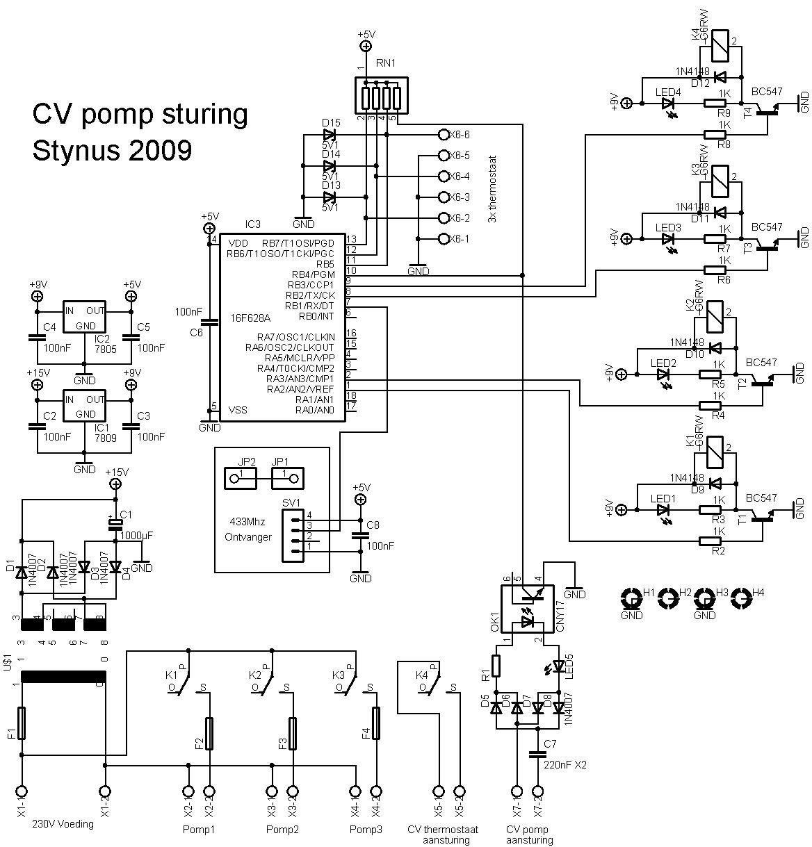 elektronica stynus  u0026gt  projecten  u0026gt  cv