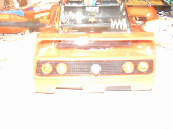 PIC bestuurde robotwagen