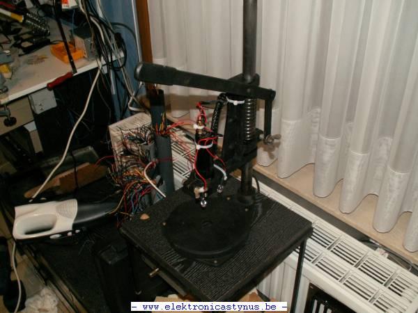 Printboormachine