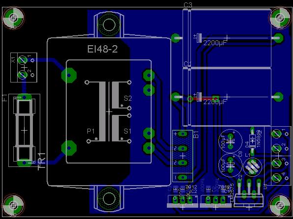 Scheidingstransformator V2 print