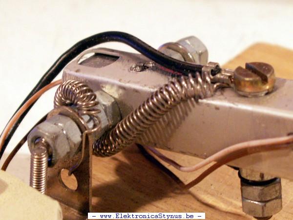 SMD soldeer hulp detail veer