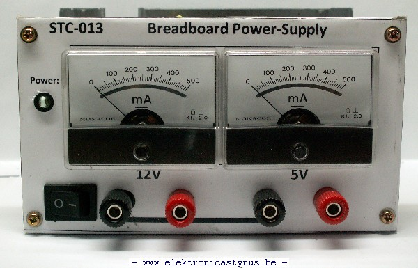 Breadboard Power-Supply
