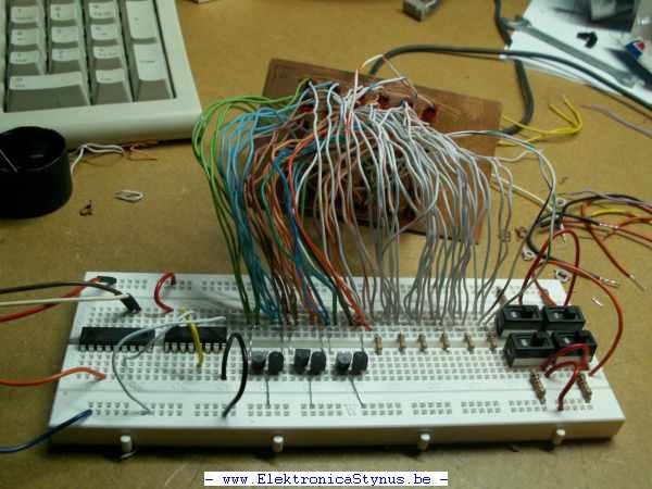 LED-klok