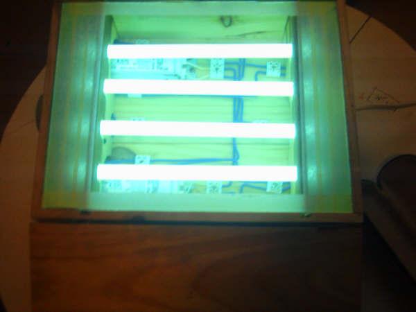 UV Belichtingsbak V1