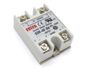 SSR-40DA Solid state relais
